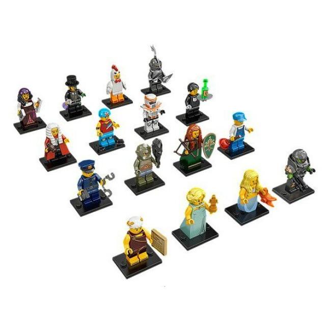 Obrázek produktu LEGO 71000 Kolekce 16 minifigurek série 9