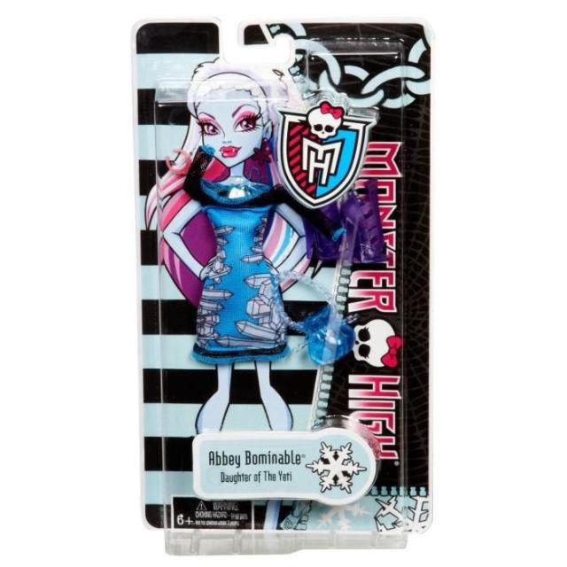 Obrázek produktu Monster High Hadříky Abbey Bominable, Mattel Y0401