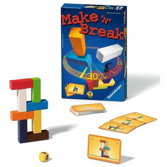 Obrázek produktu Make and Break Compact hra