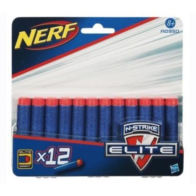 Obrázek produktu NERF Elite náhradní šipky 12ks