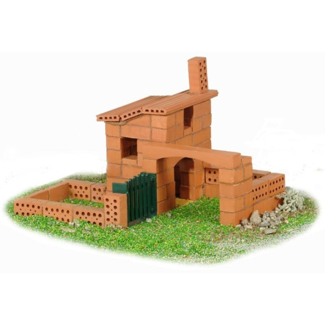 Obrázek produktu Dům z pravých pálených cihliček Sergio,Teifoc