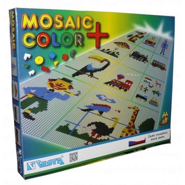 Obrázek produktu Mosaic Color+, mozaika 1474 dílků