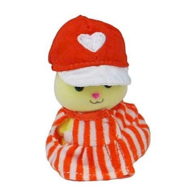 Obrázek produktu Zhu Zhu Babies Oblečky pro miminka oranžovo-bílé