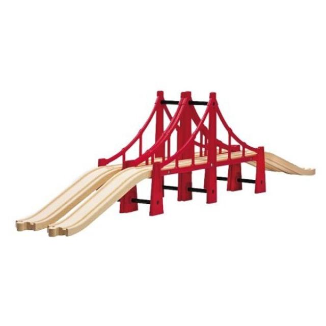 """Obrázek produktu BRIO 33683 Dvojitý visutý most """"San Francisko"""""""