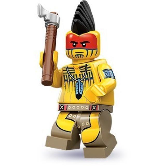 Obrázek produktu LEGO 71001 Minifigurka Siux
