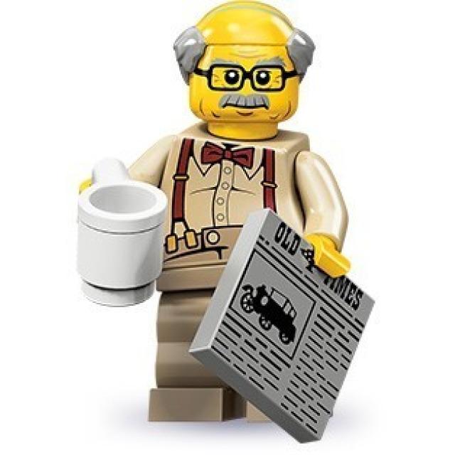 Obrázek produktu LEGO 71001 Minifigurka Děda