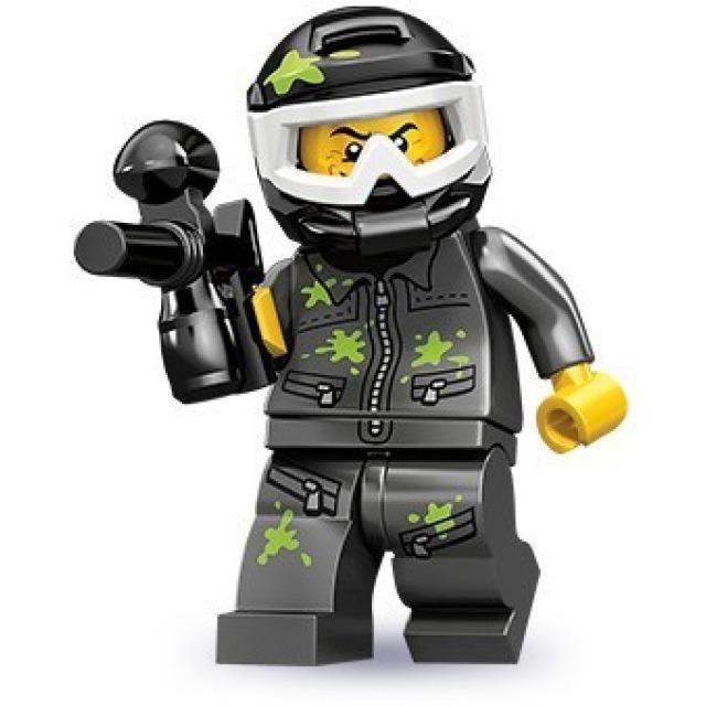 Obrázek produktu LEGO 71001 Minifigurka Paintballista