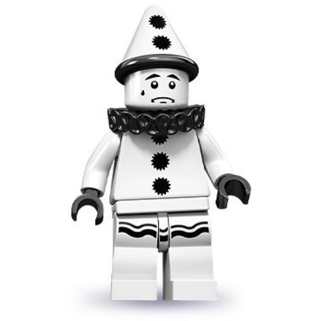 Obrázek produktu LEGO 71001 Minifigurka Harlekýn