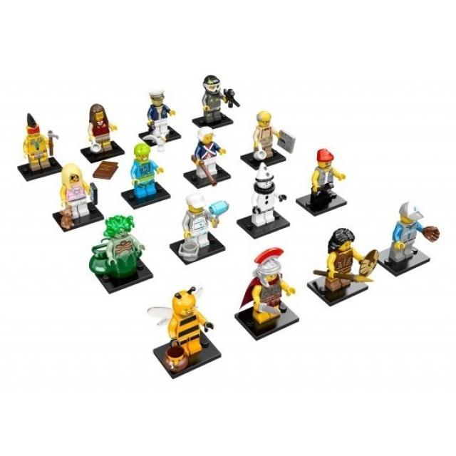 Obrázek produktu LEGO 71001 Kolekce 16 minifigurek série 10