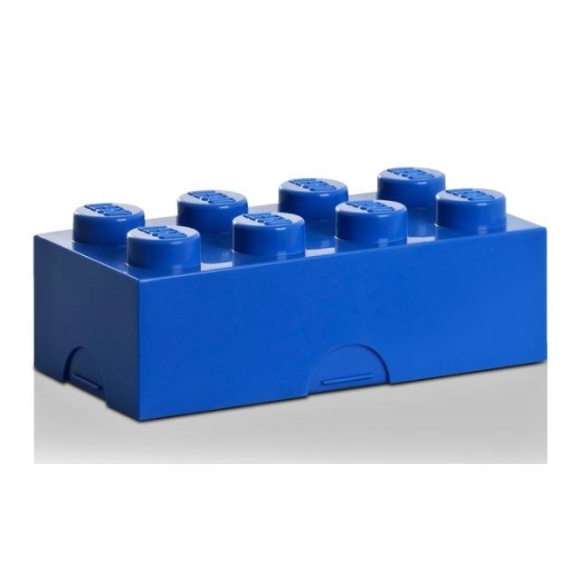 Obrázek produktu LEGO Svačinový box tmavě modrý