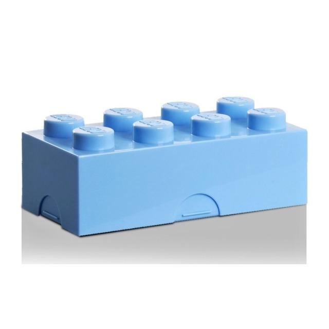 Obrázek produktu LEGO Svačinový box světle modrý