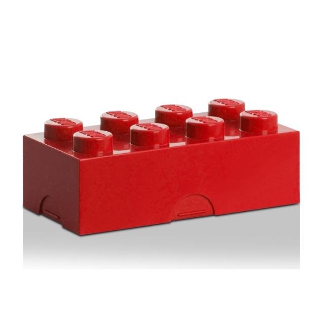 Obrázek produktu LEGO Svačinový box červený