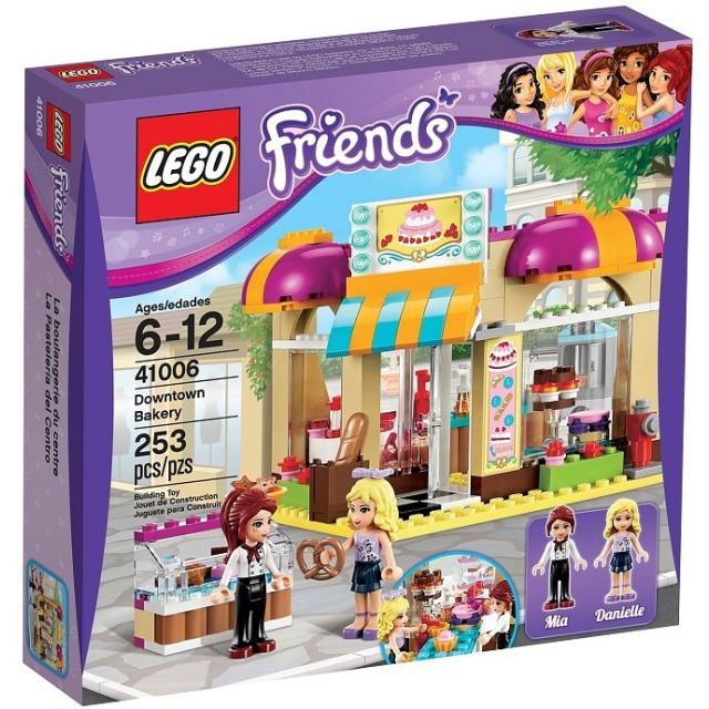 Obrázek produktu LEGO Friends 41006 Pekárna v centru