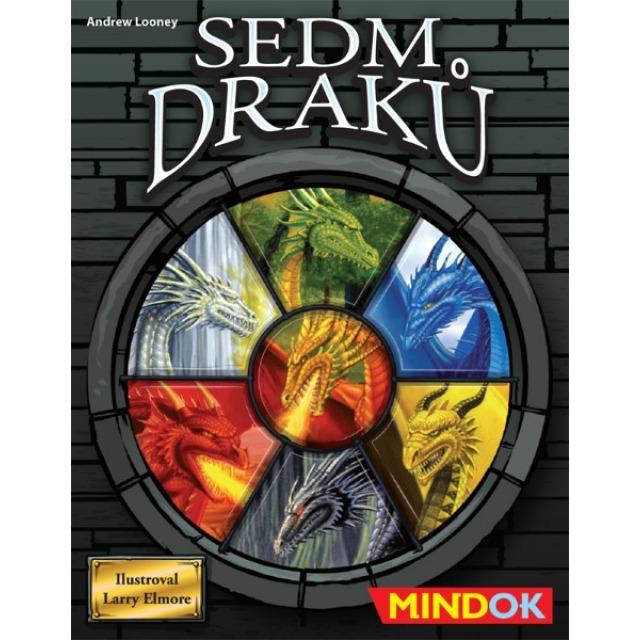 Obrázek produktu Sedm draků, rychlá karetní hra
