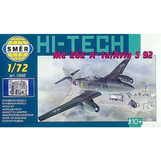 Obrázek produktu Messerschmitt Me 262 A HI-TECH 1:72