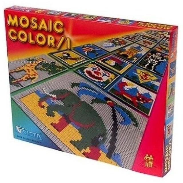 Obrázek produktu Mozaika Color 1, 2016 dílů