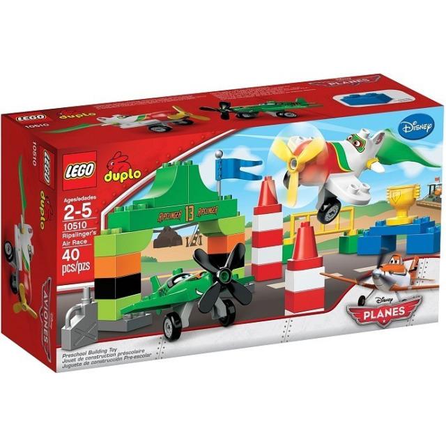 Obrázek produktu LEGO Duplo Planes 10510 Ripslingerův letecký závod