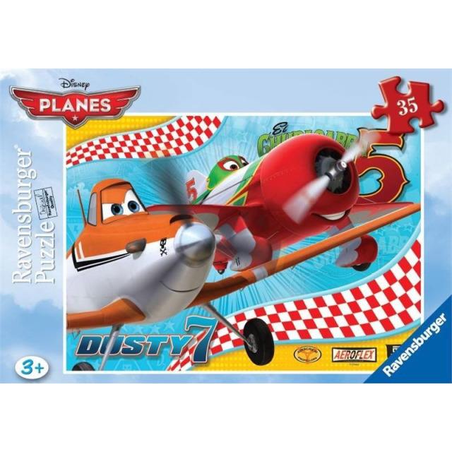 Obrázek produktu Puzzle Planes 35d. Ravensburger