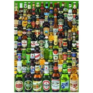 Obrázek 1 produktu EDUCA 12736 Puzzle Pivo 1000 dílků