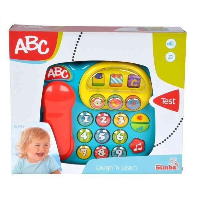 Obrázek produktu Baby telefon, Simba