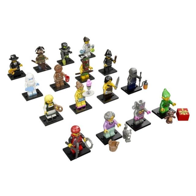 Obrázek produktu LEGO 71002 Kolekce 16 minifigurek série 11