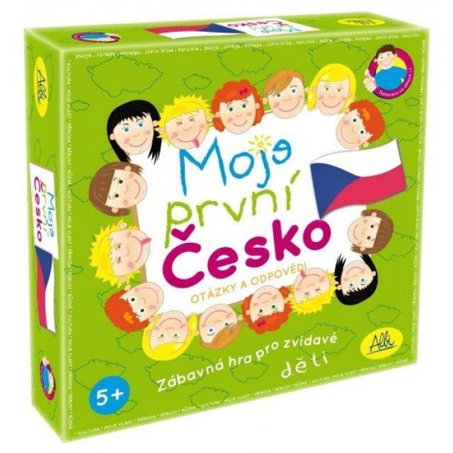 Obrázek produktu Moje první Česko - Dětská hra