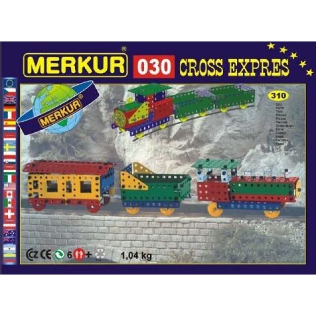 Obrázek produktu Merkur 30 Cross Expres - 310 dílů