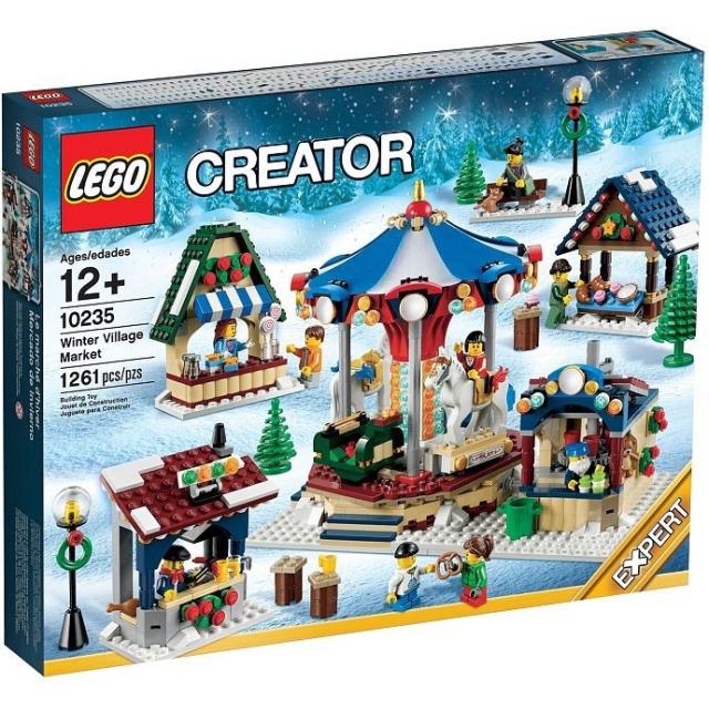 Obrázek produktu LEGO 10235 Winter Village Market