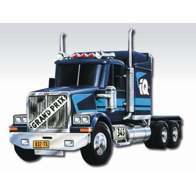 Obrázek produktu Monti 43 Racing Truck Western Star 1:48