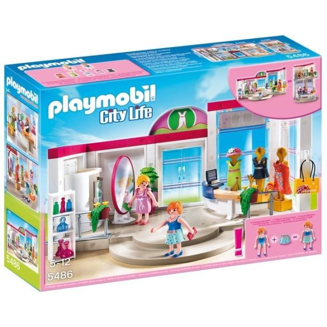 Obrázek produktu Playmobil 5486 City Life Módní butik