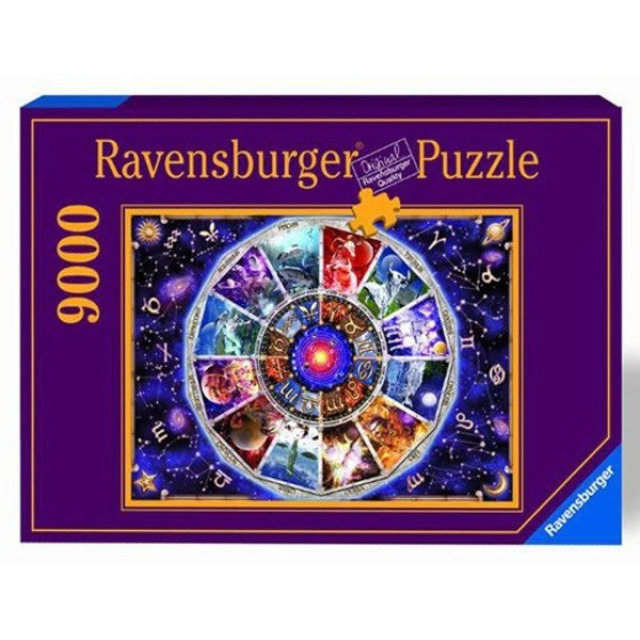 Obrázek produktu Ravensburger 17805 Puzzle Zvěrokruh 9000 dílků