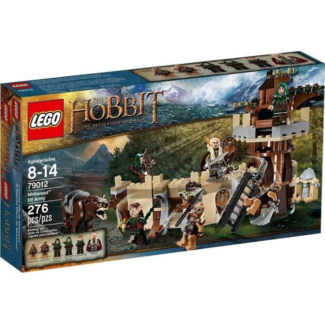 Obrázek produktu LEGO Hobbit 79012 Armáda elfů z Temného hvozdu
