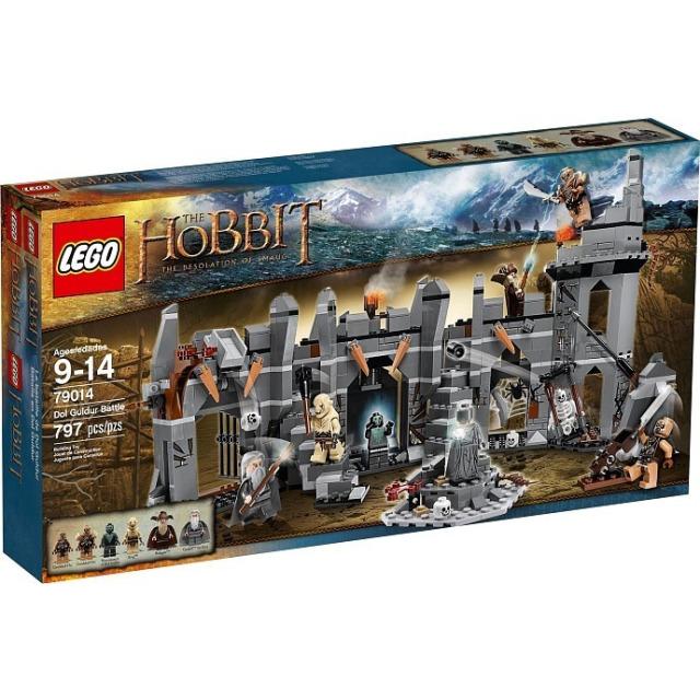 Obrázek produktu LEGO Hobbit 79014 Bitva v Dol Gulduru