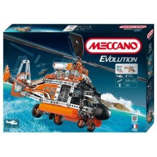 Obrázek 1 produktu MECCANO Evolution Záchranářská helikoptéra