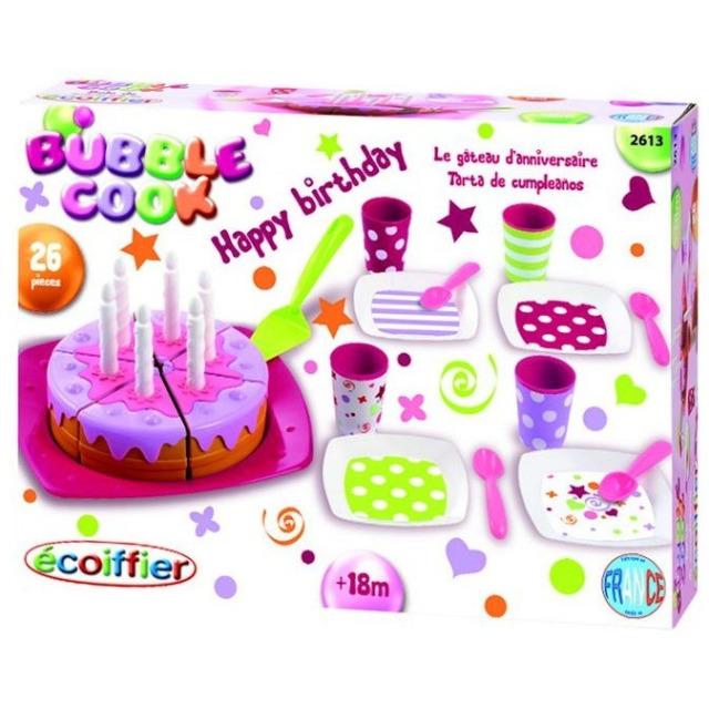 Obrázek produktu Narozeninový dort včetně příslušenství