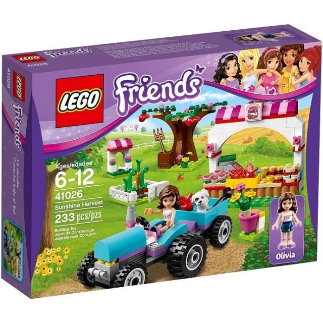 Obrázek produktu LEGO Friends 41026 Slunečná sklizeň