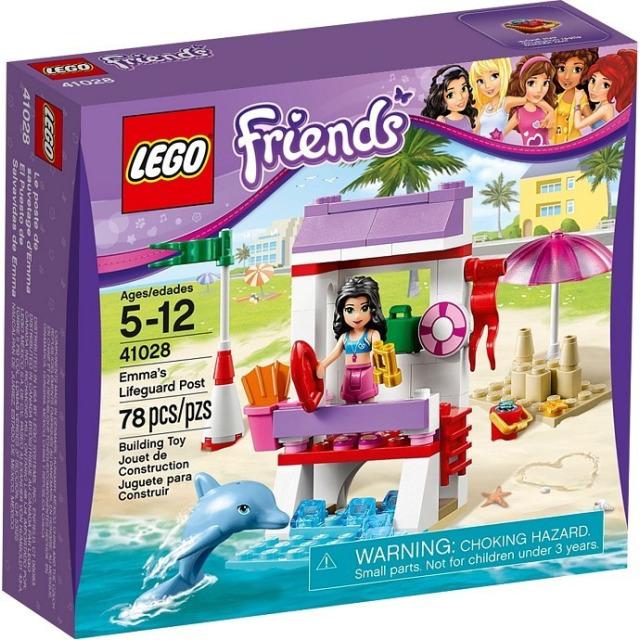 Obrázek produktu LEGO Friends 41028 Ema a věž pobřežní hlídky