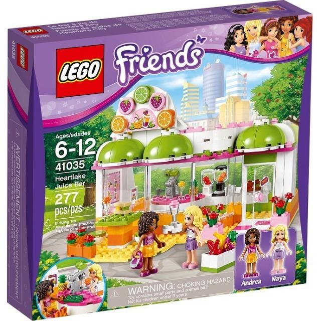 Obrázek produktu LEGO Friends 41035 Džusový bar v Heartlake