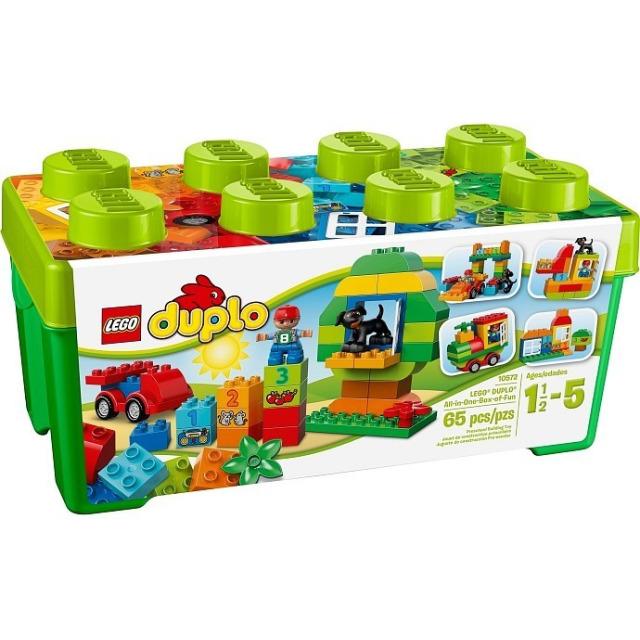 Obrázek produktu LEGO Duplo 10572 Box plný zábavy
