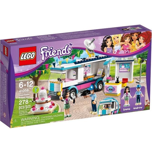 Obrázek produktu LEGO Friends 41056 Televizní vůz