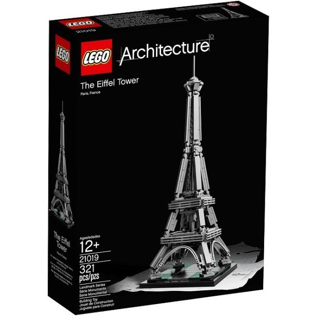 Obrázek produktu LEGO Architecture 21019 Eiffelova věž